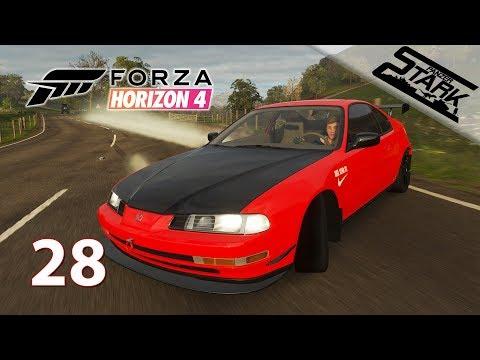 Forza Horizon 4 - 28.Rész (Honda Prelude Si 94') - Stark