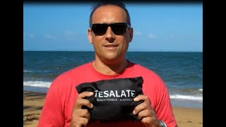 Sand Free Beach Towels By Tesalate Review