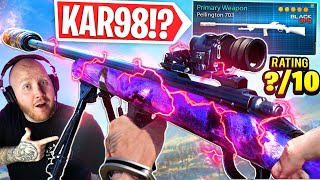 TURN YOUR PELLINGTON INTO A KAR98!! Ft. Swagg & Cloakzy