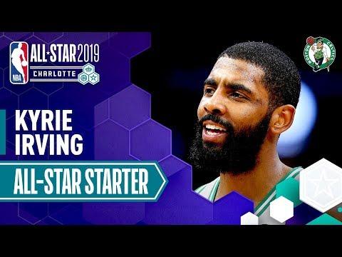 Kyrie Irving 2019 All-Star Starter | 2018-19 NBA Season