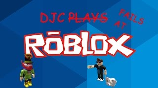 MY HANDS ARE SO STICKY | DJC PLAYS ROBLOX 1