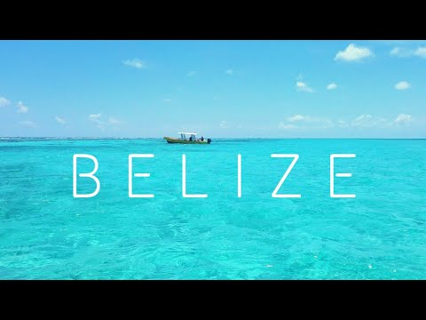 BELIZE CAYE CAULKER - GOPRO HERO 6- SNORKELING HOL CHAN & SHARK RAY ALLEY