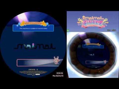 [maimai FiNALE] 게임디 실시간 스트리밍 | GAME D Live Streaming