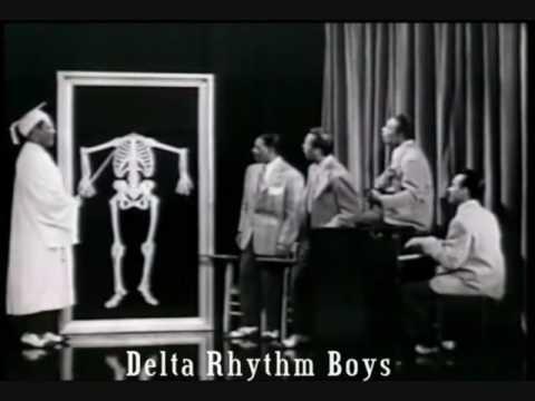 Delta Rhythm Boys ---Dry Bones