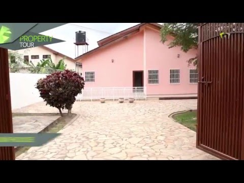 3 BEDROOM HOUSE at WEST LEGON in ACCRA