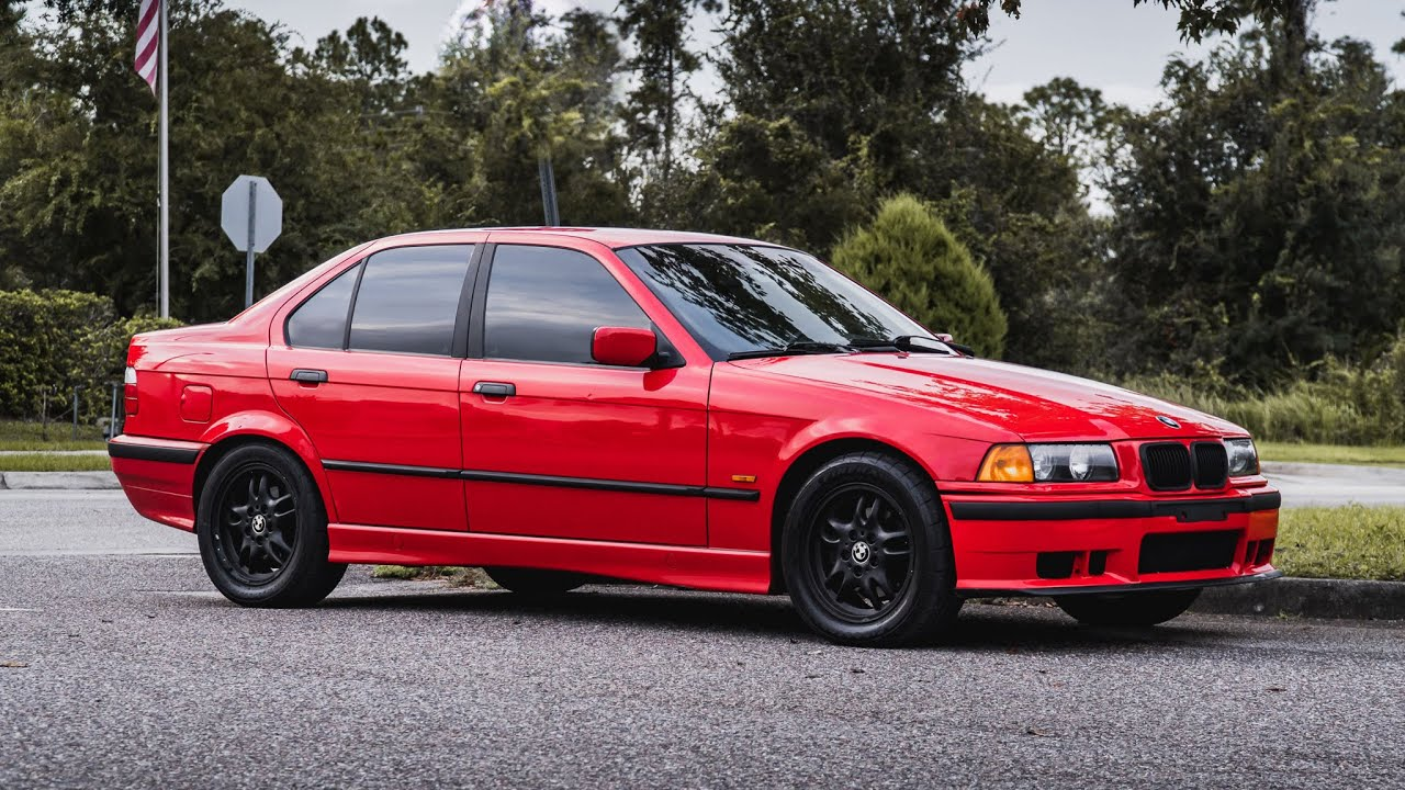"""When Owning 3 BMW """"Money Pits"""" Isn't Enough, So You Buy A 4th One! (E36)"""