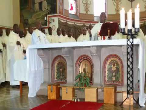 Catholic - Zulu Gregorian Chant