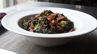 Charred Broccoli Beef Recipe - How to Make Br...