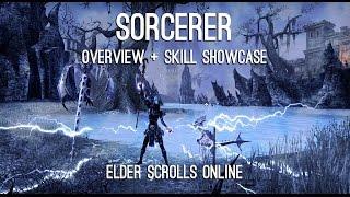 Sorcerer Overview and Skills showcase - Elder Scrolls Online