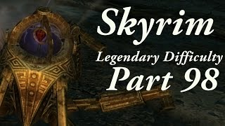 Skyrim Legendary Difficulty Story Part 98 - [Main Quest] Elder Knowledge 4/6