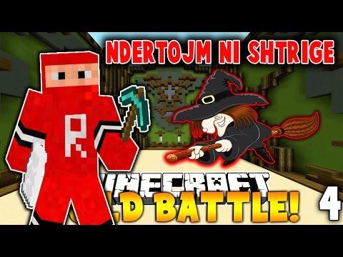 Build Battle Shqip - WITCH Ndertojm ni Shtrige - Episodi 4 !