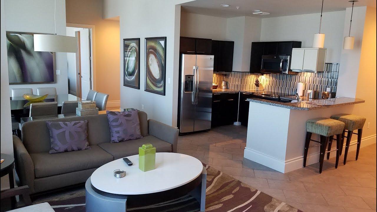 Wyndham Desert Blue Las Vegas 3 Bedroom Presidential Reserve Unit 1735 Youtube