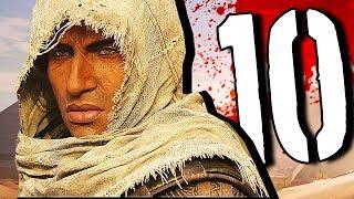 10 rzeczy, które musisz wiedzieć o Assassin's Creed: Origins [TOPOWA DYCHA]