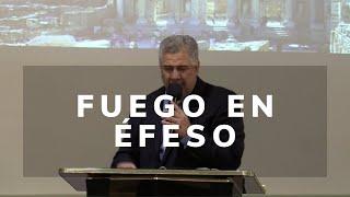 Gilberto Montes de Oca- Fuego en Efeso