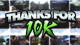 10k Subscribers Mixtape | BEST NBA2K MIXTAPE EVER | HALFCOURT SHOTS 100% GREENS