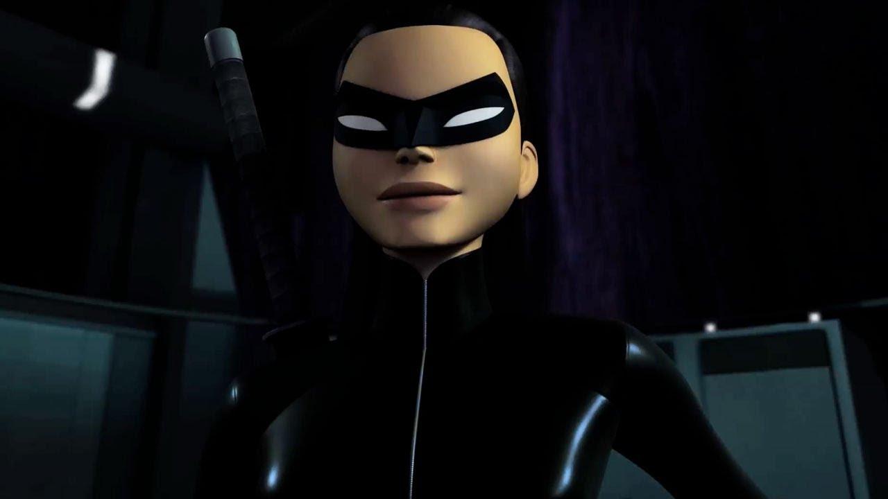 Beware The Batman Katana Suits Up Youtube