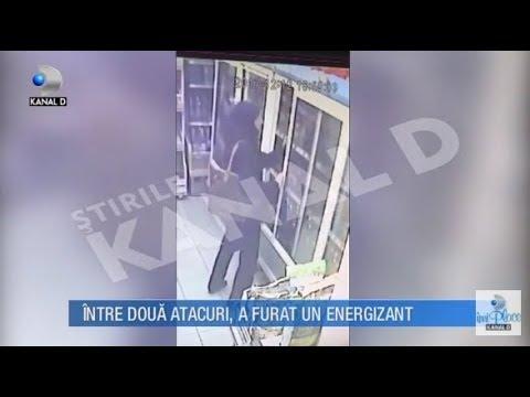 Stirile Kanal D (14.12.) - Ce a facut femeia intre cele doua atacuri de la metrou? Editie COMPLETA