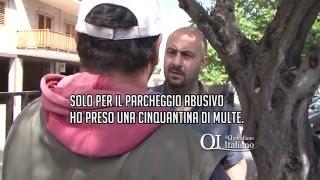 Bari, parcheggiatori abusivi: malavita del caffè a piacere