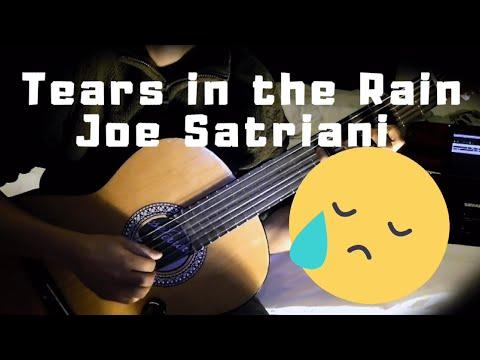 Joe Satriani - Tears in the Rain (Cover)