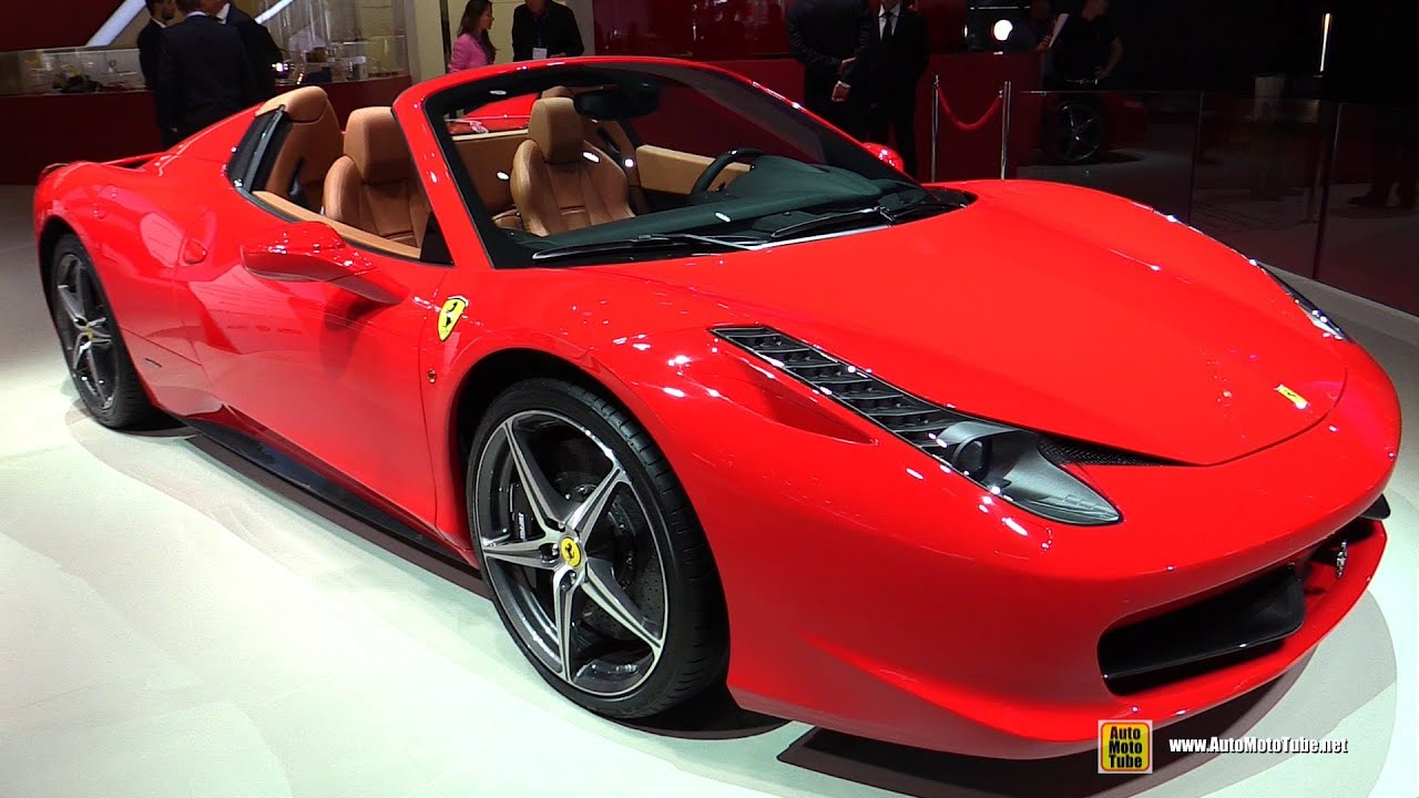 2015 ferrari 458 italia salno dermon. Black Bedroom Furniture Sets. Home Design Ideas