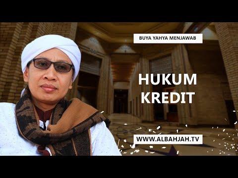 Buya Yahya Menjawab | Hukum Kredit