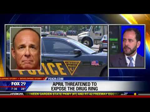 Rocco Cipparone discusses Dr. James Kauffman's Arrest for Murder of  radio host wife April Kauffman