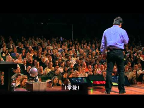 William Li: Can we eat to starve cancer ? [TED 中文]