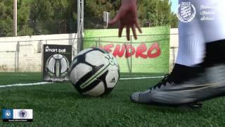 individual katane soccer smart ball e goalkeeper academy la formazione calcistica di elite