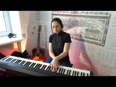 Green Day - 21 Guns - (PIANO COVER )