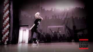 Mary J Blige - Just Fine // by SASHA SHERMAN // MYDANCE TOUR RUSSIA 2013 Moscow