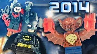 """LEGO DC Universe : 76011 """"Batman: Man-Bat Attack"""" - Review"""