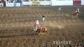 KERN COUNTY FAIR RODEO BAKERSFIELD, CA  2007 [ HD ]