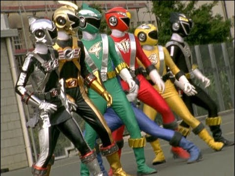 Power Rangers RPM - The Dome Dolls - Power Rangers vs Grinders (Episode 22)