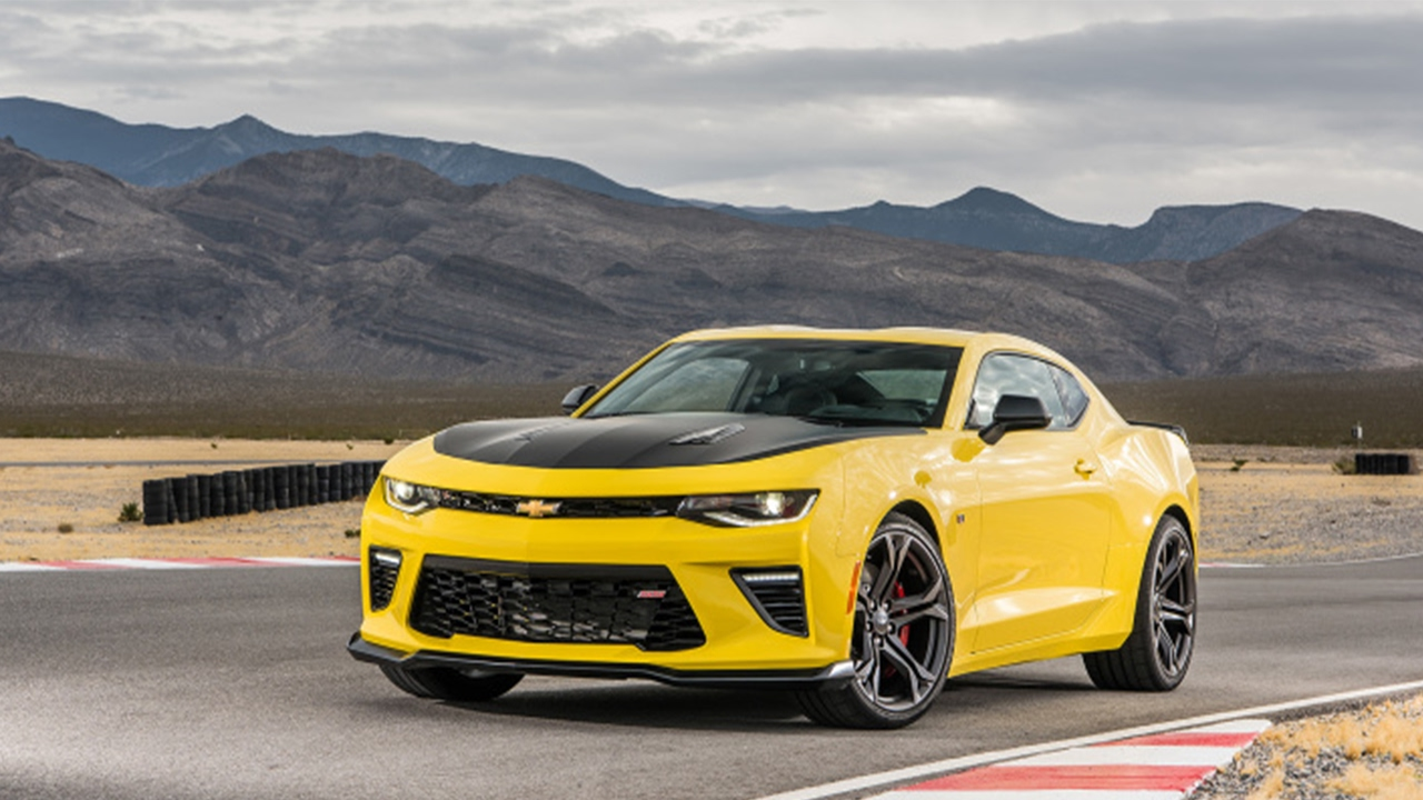 Hot News 2017 Chevrolet Camaro Ss 1le With A Luxury Design