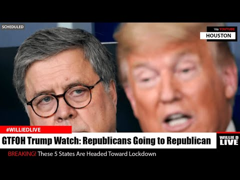 GTFOH Trump Watch: Republicans Going to Republican