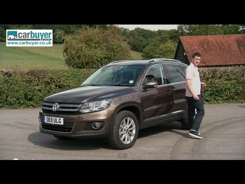 Volkswagen Tiguan SUV review - CarBuyer