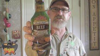 Tony's Beef Marinade Review