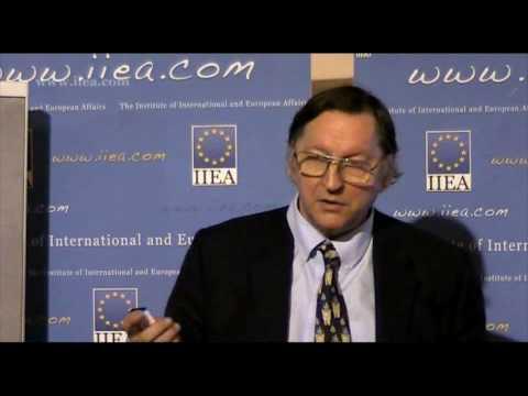 John Roberts - 'Pipeline Politics: The Caspian and Global Energy Security'