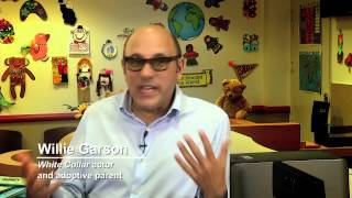 National Adoption Day 2012 PSA with Willie Garson