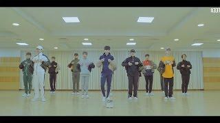 SEVENTEEN (세븐틴) - 붐붐 (BOOMBOOM) Dance Practice (Mirrored)