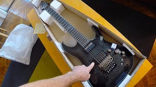Unboxing: Schecter Hellraiser Hybrid C-1 FR from Sweetwater
