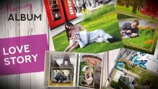 memory Album. Фотоальбом с вашими фотографиями