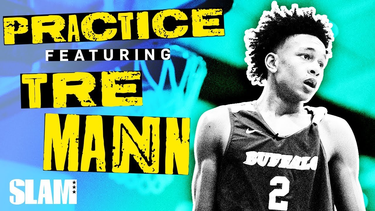 Tre Mann is Florida Hoop Royalty | SLAM Day in the Life
