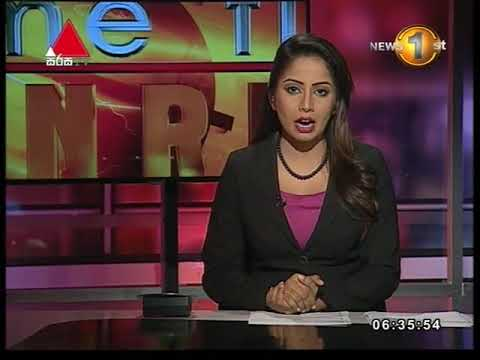 News 1st: Breakfast News Sinhala | (20-11-2017)