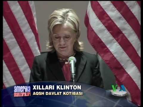 Siyosat va xotin-qizlar - Hillary Clinton