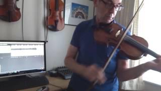 crazy fiddle jam