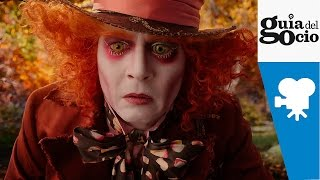 Alicia a través del espejo ( Alice Through the Looking Glass ) - Trailer castellano