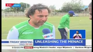 Kenyan football legend Dennis Oliech to make his debut as a Gor Mahia player against his former club