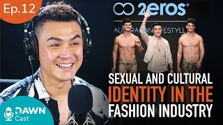 Sexual and Cultural Identity in the Fashion Industry with Jason Hoeung
