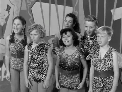 Mickey Mouse Club S1  The Ted DeWayne Troupe